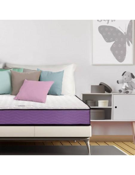 violet spring mattress