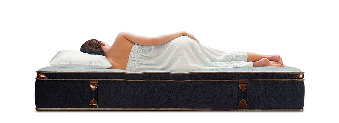 sleep on mattress